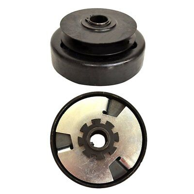 """Centrifugal Clutch Belt Drive With Pulley Go Kart Parts 3/4"""" Bore Mini Bikes CC"""