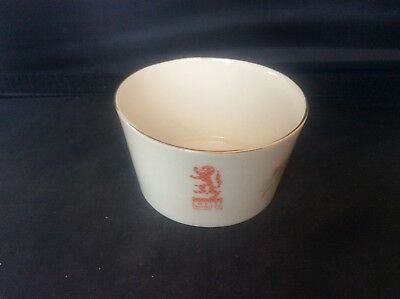 Glasgow Scottish 1938 Empire Exhibition WH GOSS Trinket Dish Sugar Bowl 32