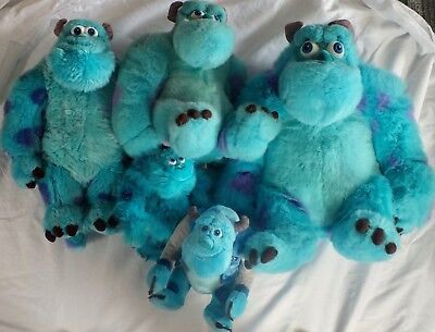 Various Monsters Inc plush/soft toys - Multi Listing - Choose your Own