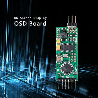 On-Screen Display OSD Board MinimOSD APM Telemetry to APM2.0 APM2.5 APM 1 2 EW