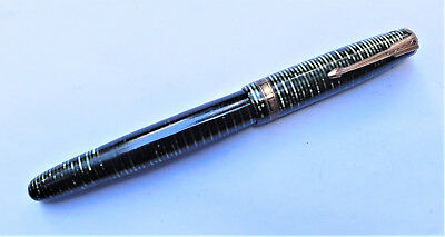 NO RESERVE Green Parker Vacumatic Vintage Fountain Pen