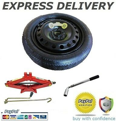 "Vauxhall Zafira C Sport Tourer 17"" Space Saver Spare Wheel + Tool Kit"