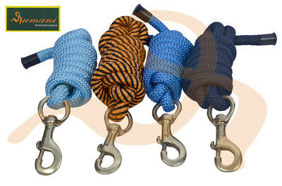 Rumani Poly Core Horse & Dog Core Lead with Brass Sanp