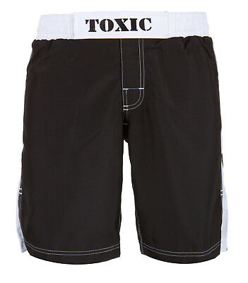 MMA Cage Fighting Martial Arts Toxic Fightwear Shorts - BIG CHEAP SELL OFF