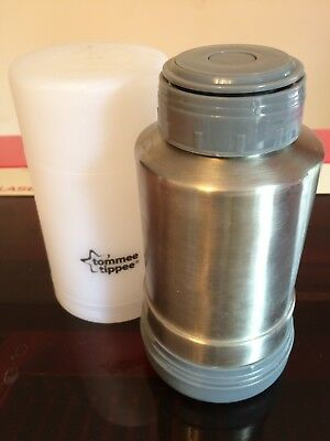 Tommee Tippee Travel Bottle & Food Warmer Flask