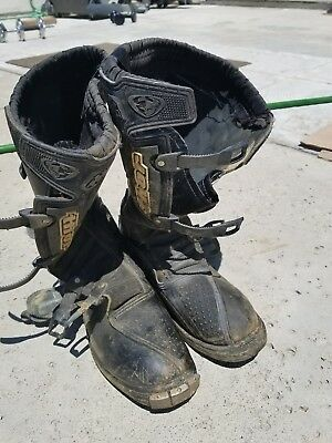 THOR Vintage Motocross boots 10 1/2