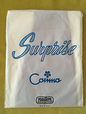 50er 60er Nylons Strümpfe Surprise Carimma 20 Den Vintage 50s 60s Stockings Gr.3