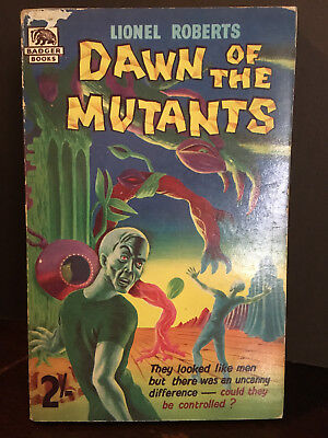 Badger Science Fiction Series No.18 - Dawn of the Mutants - R. L. Fanthorpe