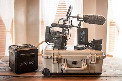 Red Epic Dragon 6k W/ extras