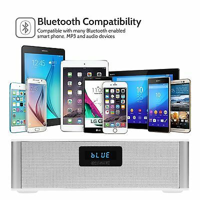 Speaker Multi-Input Powerful HD  Wireless Bluetooth Sound with FM  #16191_2