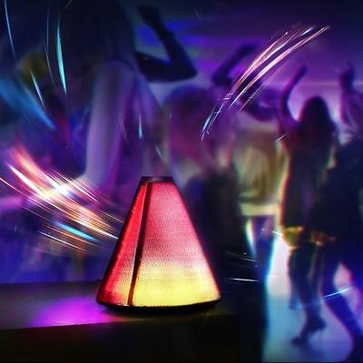 Light Bluetooth Wireless  Cool LED Dynamic LED Speaker Colour Dancing #16183_2