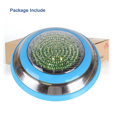 Pool Lamp 48w Submersible LED Light Waterproof IP 68 White Light - Toplanet NEW