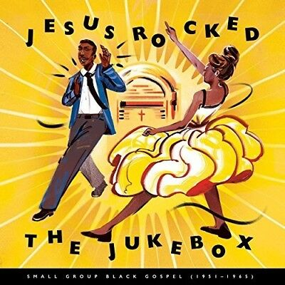 Jesus Rocked Jukebox: Small Group 1951-1965 - Various Artist (CD Used Like New)