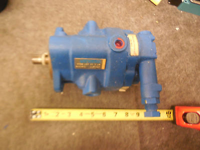 New Vickers Piston Pump # Pvb6-Lsy-40-C-12