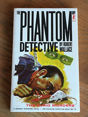 The Phantom Detective - The Curio Murders - Robert Wallace - Corinth No.13