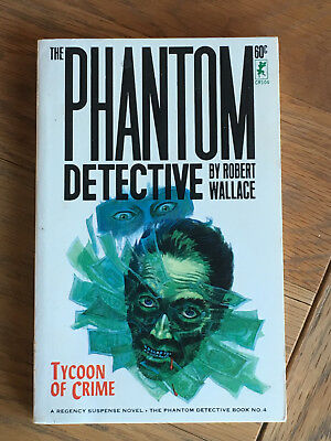 The Phantom Detective - Tycoon of Crime - Robert Wallace - Corinth No.4