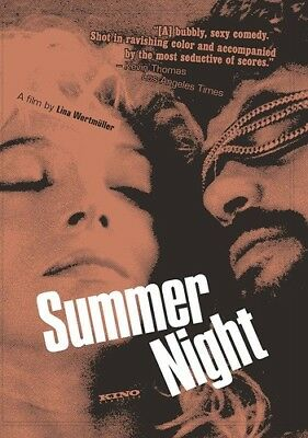 Summer Night (2017, DVD NUEVO) (REGION 1)