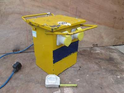 LARGE -  TRANSFORMER -  5 kVA   -    230 VOLTS  to  110 VOLTS - WEIGHT 35 Kg