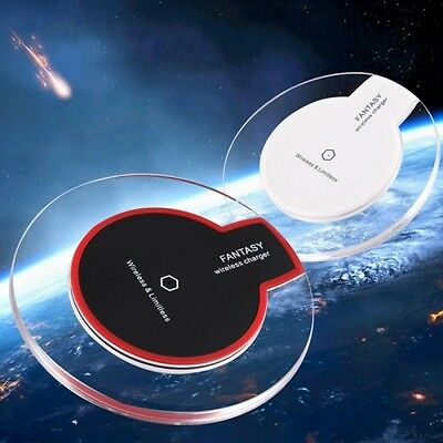 CHARGEUR WIRELESS QI G1 INDUCTION pour IPHONE X IPHONE 8 SAMSUNG S8 S8+ S7 S6