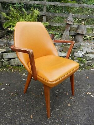 Vintage/retro 1974 Ben Chairs Stylish Armchair - Good Order