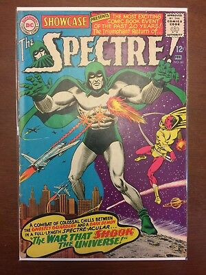 Showcase #60 (Jan-Feb 1966, DC) First appearance of Spectre.