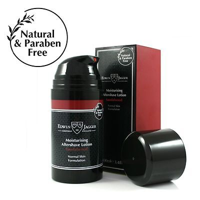 Edwin Jagger Natural After Shave Lotion Sandalwood 100Ml / 3.4 Oz. Best Price