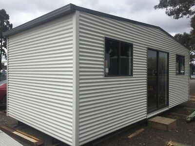 Portable Office, Studio, Teenager Retreat, Built to Lockup 3.4m x 7.5m