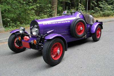 1927 Bugatti Type 35. 8,458 Miles Coast-To-Coast! NO RESERVE 1927 Bugatti Type 35. 8,458 Miles Coast-To-Coast! NO RESERVE. VIDEO.