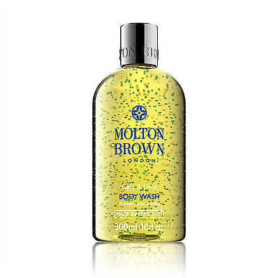 Molton Brown Caju & Lime Shower Gel / Body Wash 300ml (Ltd Edition) NEW