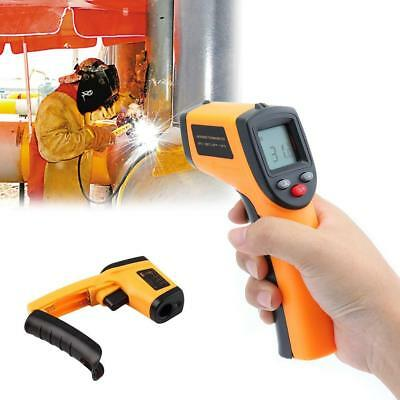 Temp Meter Temperature Gun Non-contact Digital Laser Infrared IR Thermometer  ❃Q