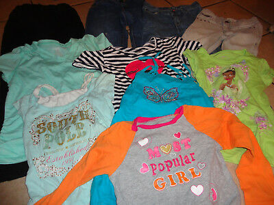 lot of girl's clothes size 5/6
