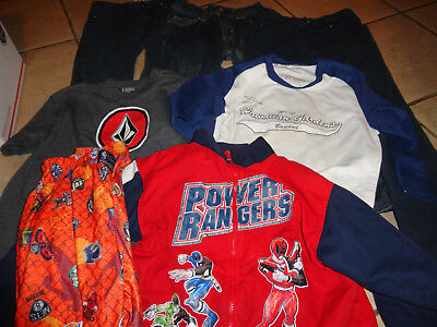 lot of boy's clothes size 7