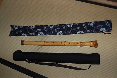 Beautiful 2.4 Concert Flute(professional level)Built kyotaku (Jinashi shakuhchi)