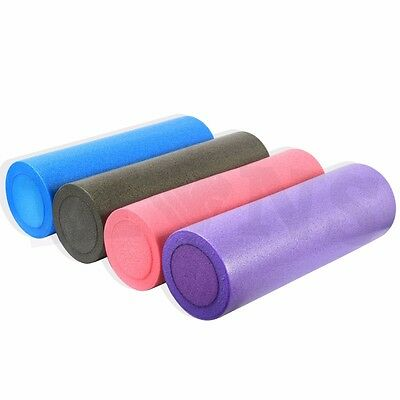 Soft Core Abs Foam Roller For Massage Yoga Pilates Rehab Crossfit Therapy Injury