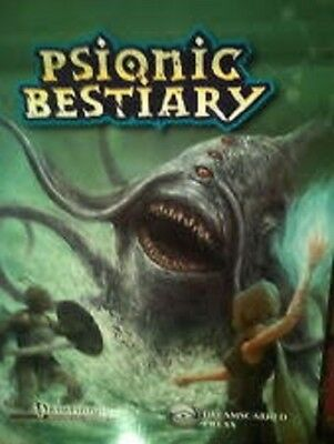 Pathfinder Psionic Bestiary Roleplaying Book Brand New Cheap!!