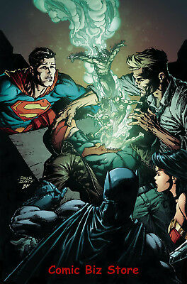 Trinity #13 (2017) 1St Printing Bagged & Boarded Dc Universe Rebirth