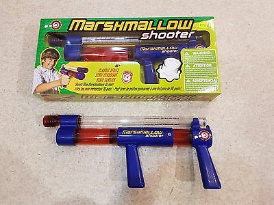 Marshmallow Shooter Gun Shoots Marshmallows 10m