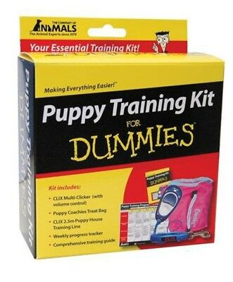 Puppy Training Kit for Dummies