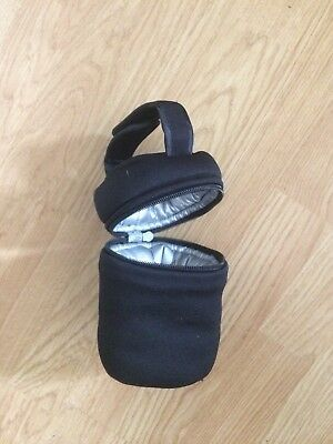 Travel Baby Bottle Carrier Warmer Bag Tommee Tippee Closer Nature Insulated