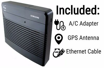 Verizon Wireless 4G LTE Network Extender by Samsung SLS-BU103 w/ Power Supply