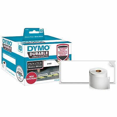 DYMO LabelWriter-Etiketten High Performance, 25 x 54 mm ## 80976411 ##