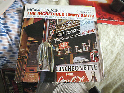Home Cookin    Jimmy Smith  on Blue Note 4050