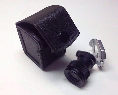 Vintage Camera Magnifier Viewfinder with Pouch