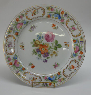 Noritake China Dresalda #4727 Dinner Plate 10""
