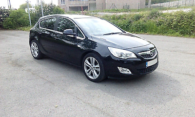 Opel Astra J 1,7CDTI 125CV 2011 Cosmo Sport full options