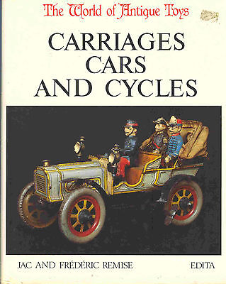 CARRIAGES, CARS AND CYCLES von REMISE+++,KLASSIKER von 1984! SEHR SELTEN !
