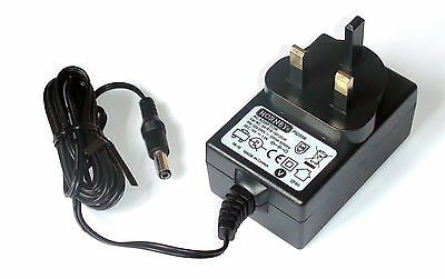 P9200 Hornby scalextric UK Wall Plug AC Adapter Transformer 15V 1.2A BRAND NEW