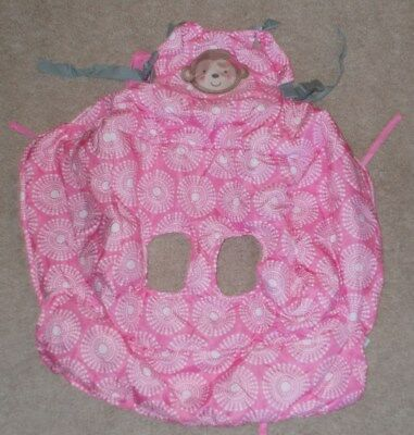Child of Mine Carter's shopping cart & high chair cushion cover, brand new!