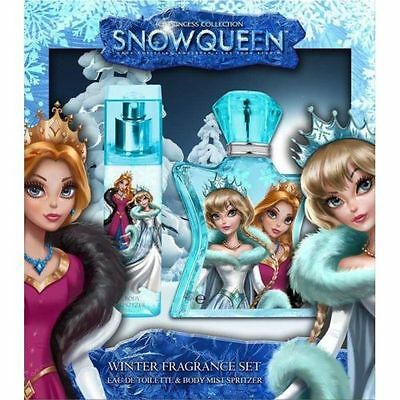 Ice Princess Collection Snow Queen Winter Fragrance Gift Set