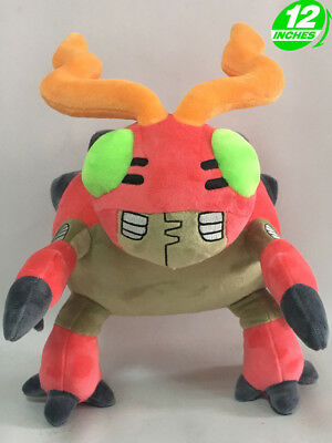 "Tentomon 12"" 30cm Digimon Adventure Game Anime Figure Soft Plush Toy Doll"